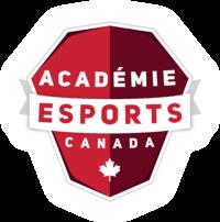Académie Esports du Canada Logo
